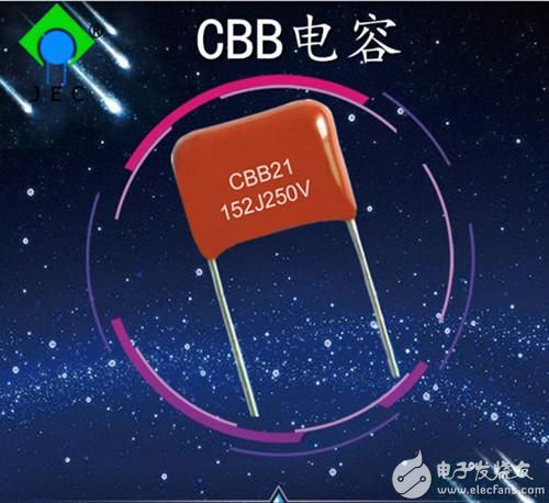 CBB电容容量有多小