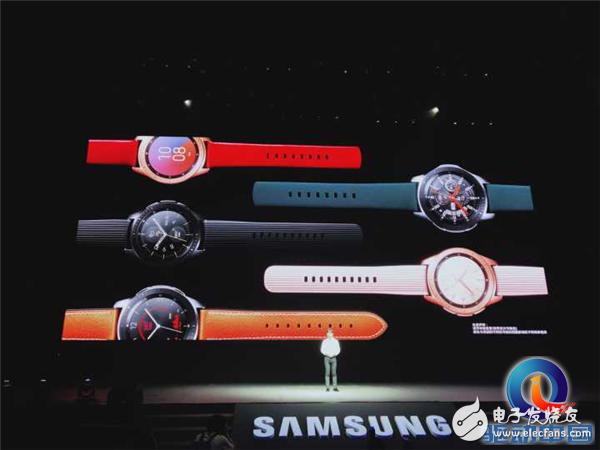Galaxy Watch国行版价格未公布,但应该不低