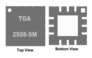 TGA2508-SM Ku波段VSAT封装放大器的详细数据手册免费下载
