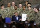 特朗普签署国防授权法案,禁止只用华为和中兴的零部件
