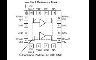 TQP3M9039高线性?#20154;?#20302;噪声放大器的详细数据手册免费下载