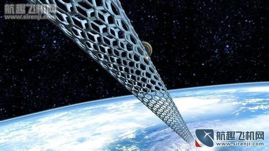 """日本进行""""太空电梯""""实验,与模拟机器人降落在火星等星球上"""