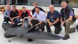 全球第一个石墨烯机身无人机亮相NWAA