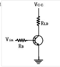 开关三极管的使用和连接 浅谈开关三极管的使用