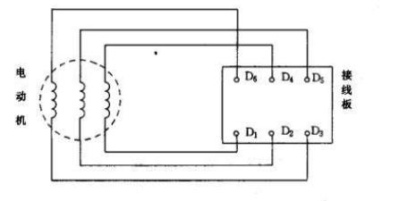 交流接触指示灯接线图