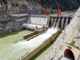 经12项实验后,云南罗闸河首台一级水电站机组成功并网发电