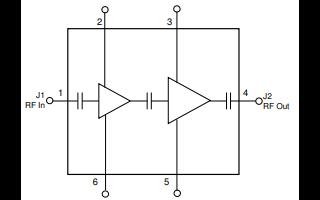 TGA2597氮化鎵驅動放大器的詳細數據手冊免費下載