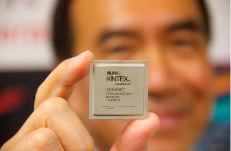 Xilinx宣布扩展其16nm UltraSca...