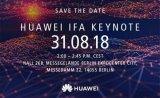 8月31日德国柏林IFA展会,首发华为Mate20麒麟980芯片!