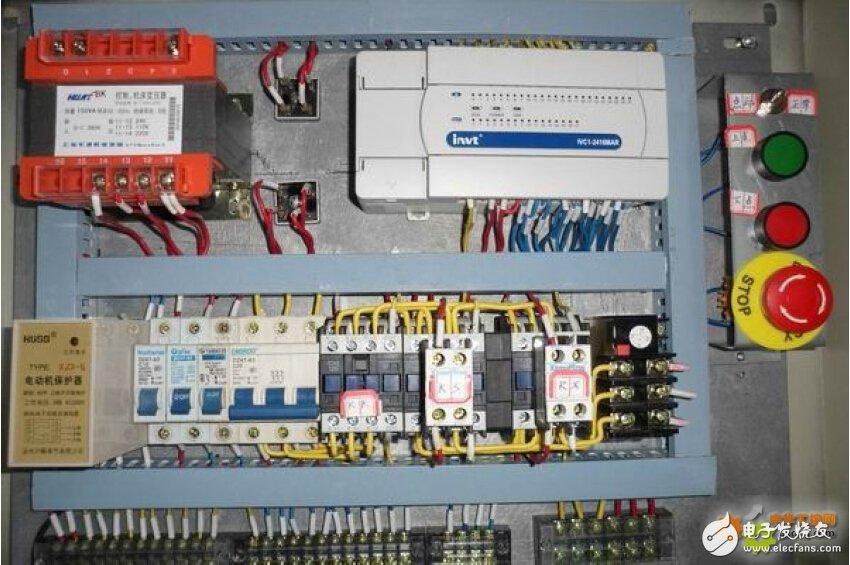 英威腾ivc1-2416mr系列plc在餐梯控制系统中的应用设计