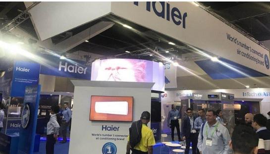 海尔全新自清洁空调出口澳洲,居当地市场增幅第一