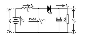 boost變換器工作原理
