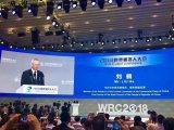 我国将与各国进行机器人领域的合作发展推动全球机器人的进一步发展