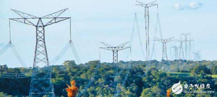国家电网首个海外独立中标巴西美丽山特高压二期项目...