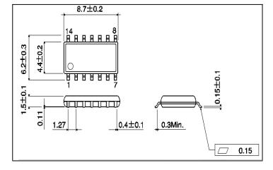 LTH2902四运算放大器电路的详细中文数据手册免费下载