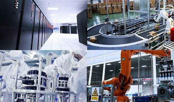 中利特机器人机床自动化加工解决方案