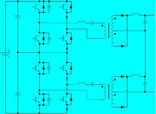 级联式直流变换器原理分析