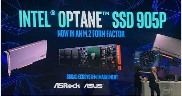 英特尔宣布傲腾905P系列SSD将新增M.2规格...