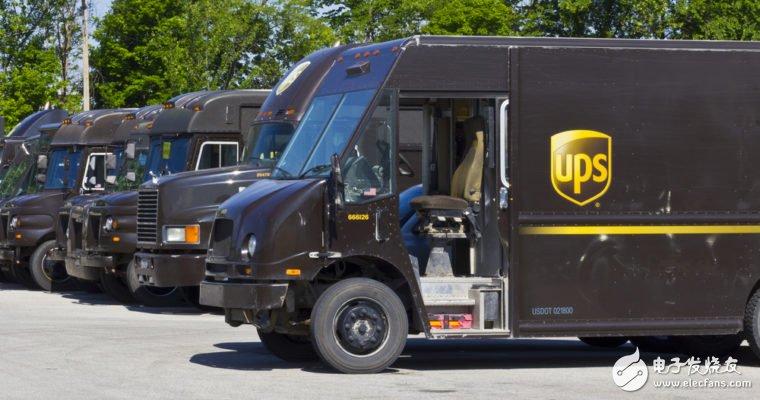 百年快递巨头UPS利用区块链技术简化国际供应链中...