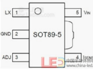 LED应急灯控制电路设计