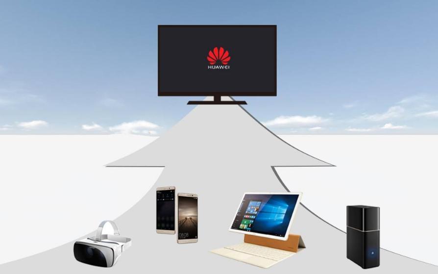 华为重设电视项目小组 预瞄准5G应用