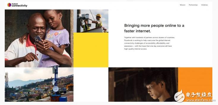 Facebook成立包含免费上网项目的新部门Co...