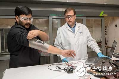 特拉华大学研发出超薄柔性碳纳米管压力传感器,智能...