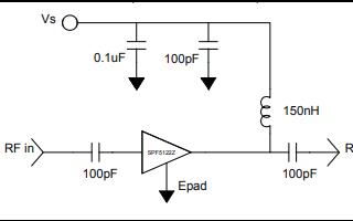 SPF5122Z低噪声单片集成放大器的详细数据手册免费下载