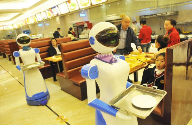 天津市发布机器人产业发展三年行动方案