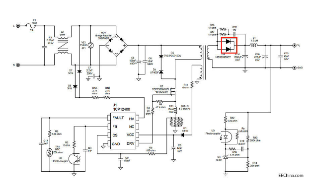 制造商试图为Type-C连接器优化电源适配器提供...