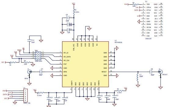 RFDA0026数字控制可变增益放大器的详细数据手册免费下载