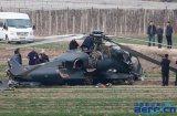 我国直-10武装直升机很强大,就算是机毁也不会人...