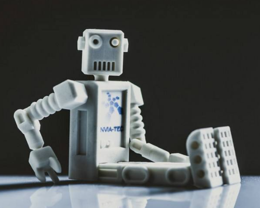 3D打印的微型机器人问世,可以在生物体内运输细胞