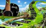 公园景区背景音乐系统功能解析