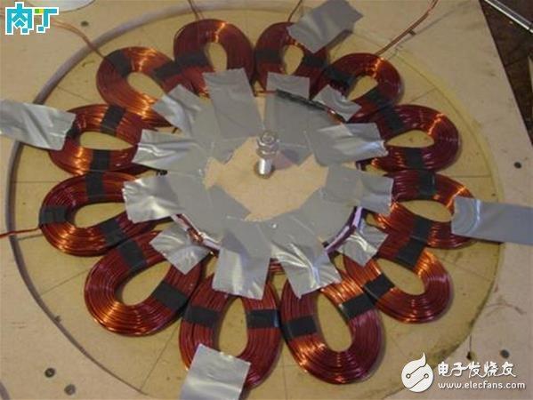 家用风力发电机制作过程详解