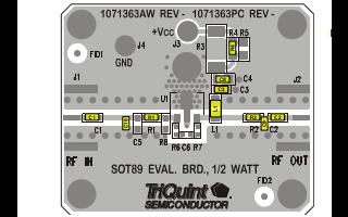 AH125高線性InGaP HBT放大器的詳細數據手冊免費下載