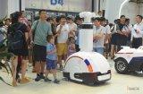 2018世界机器人大会,安泽机器人5款最新的产品重磅亮相