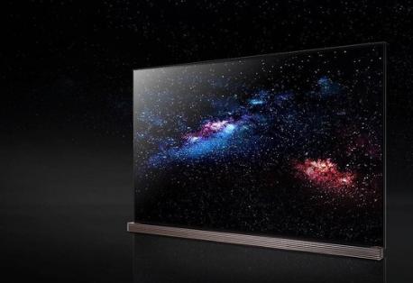 韩国品牌电视收入全球占比为46.5%,中国品牌与...