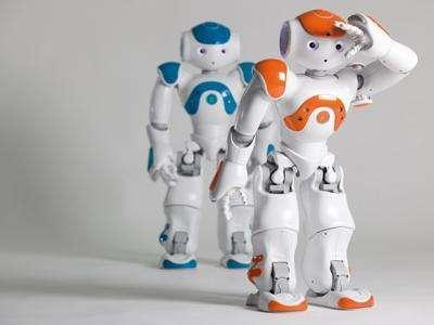 """什么机器人能像人一样有感情,还能说""""悄悄话""""?"""