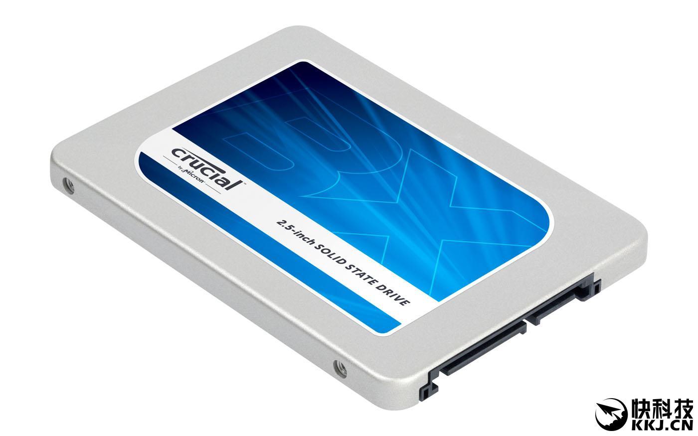 镁光bx200评测 史上最差劲的固态硬盘