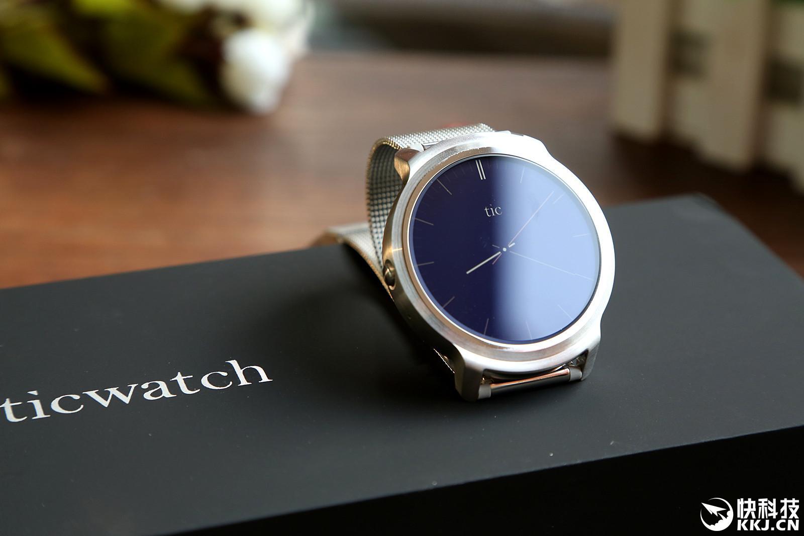 ticwatch手表怎么样 最大程度上诠释了平衡之道