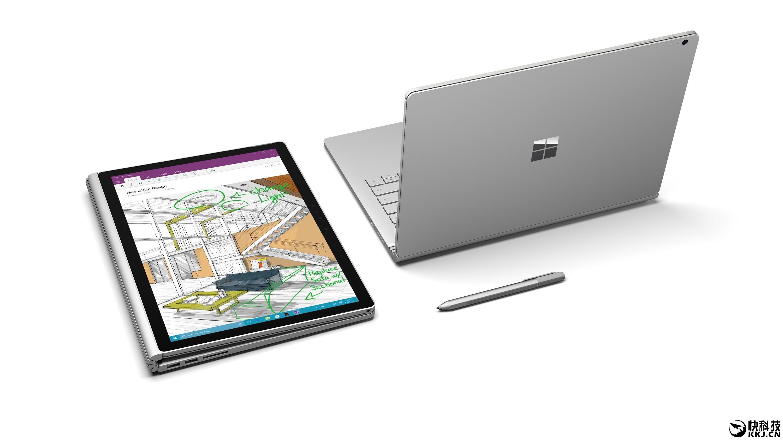 距�x�O致�有多�h?SurfaceBook2�u�y
