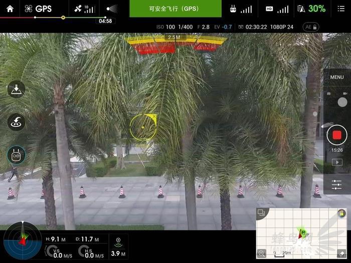 大疆精灵phantom4评测 无人机智能化踏出的第一步