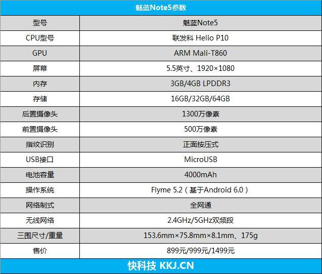 魅蓝Note5评测 不仅续航优秀还有快充