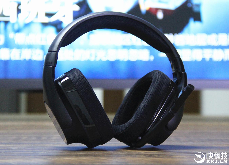 罗技耳机g533评测 无线游戏耳机的续航神器