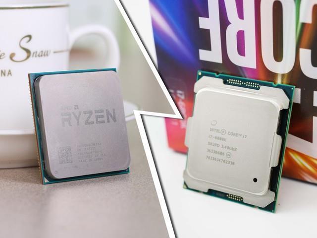 ryzen71700和i76800k哪个好