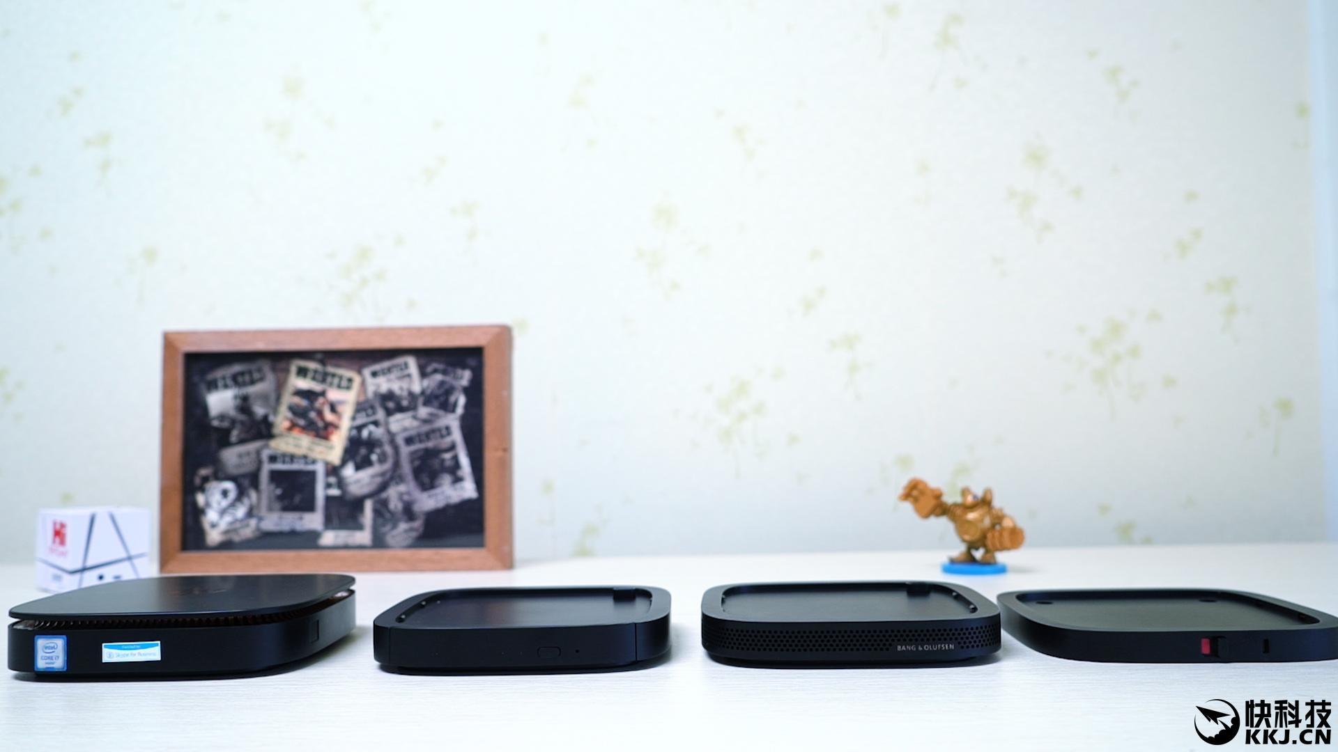 惠普模块化PC评测 两台5.5寸手机的面积足以容纳