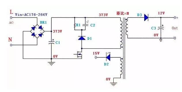 为何设计越小,峰值电流越大,有效值电流也越大?