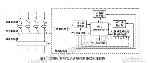 塑壳断路器与电子塑壳断路器的区别