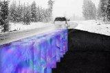 地面雷达探测技术精确定位,给予自动驾驶车辆感知能力
